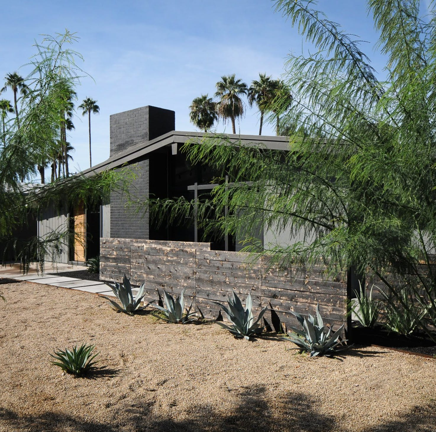 Arcadia couple renovates Ralph Haver home, melding its iconic style with theirs