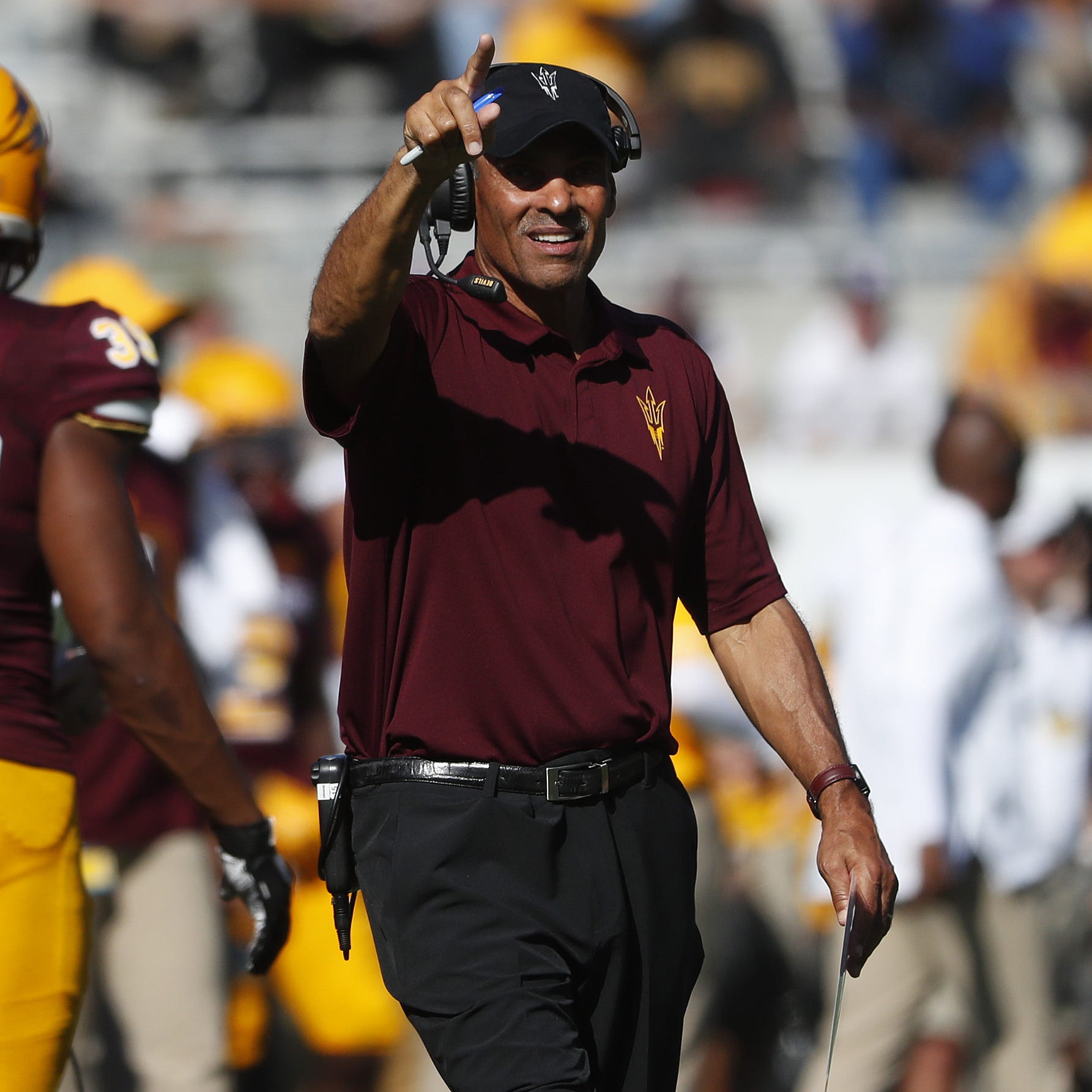 ASU could clinch the Pac-12 South on Saturday, here's how