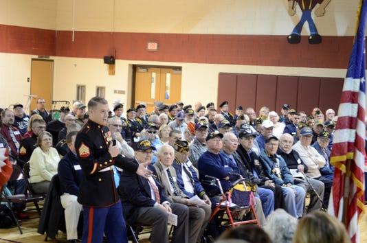Fort Gratiot Veterans Assembly 2018