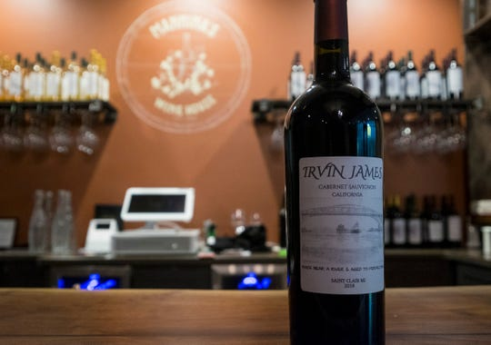 Mannina's Wine House in St. Clair is connecting customers through wine and virtual bingo during the coronavirus outbreak.
