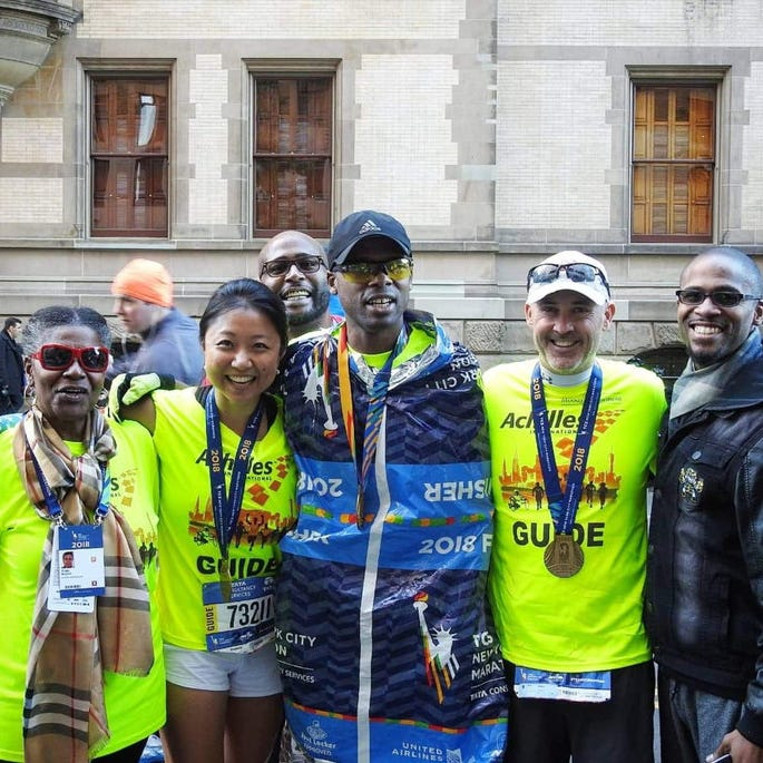 Wappingers' 'Autism Superman' conquers NYC Marathon