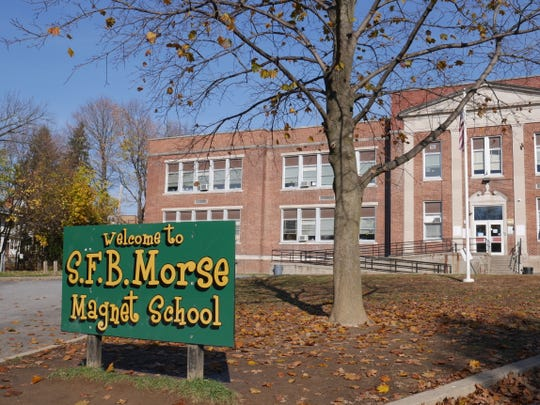 Morse Elementary School in the Poughkeepsie School District