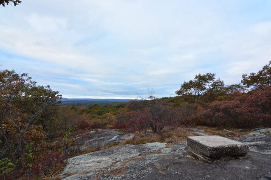 Take the time to enjoy the views from the top of Turkey Mountain.