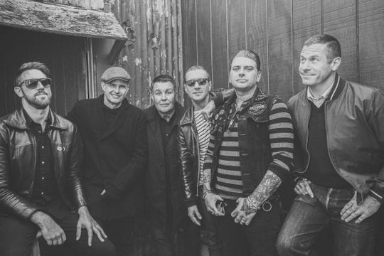 The Dropkick Murphys