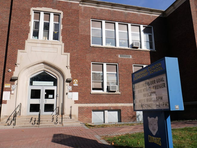 Clinton Elementary School in the Poughkeepsie City School District