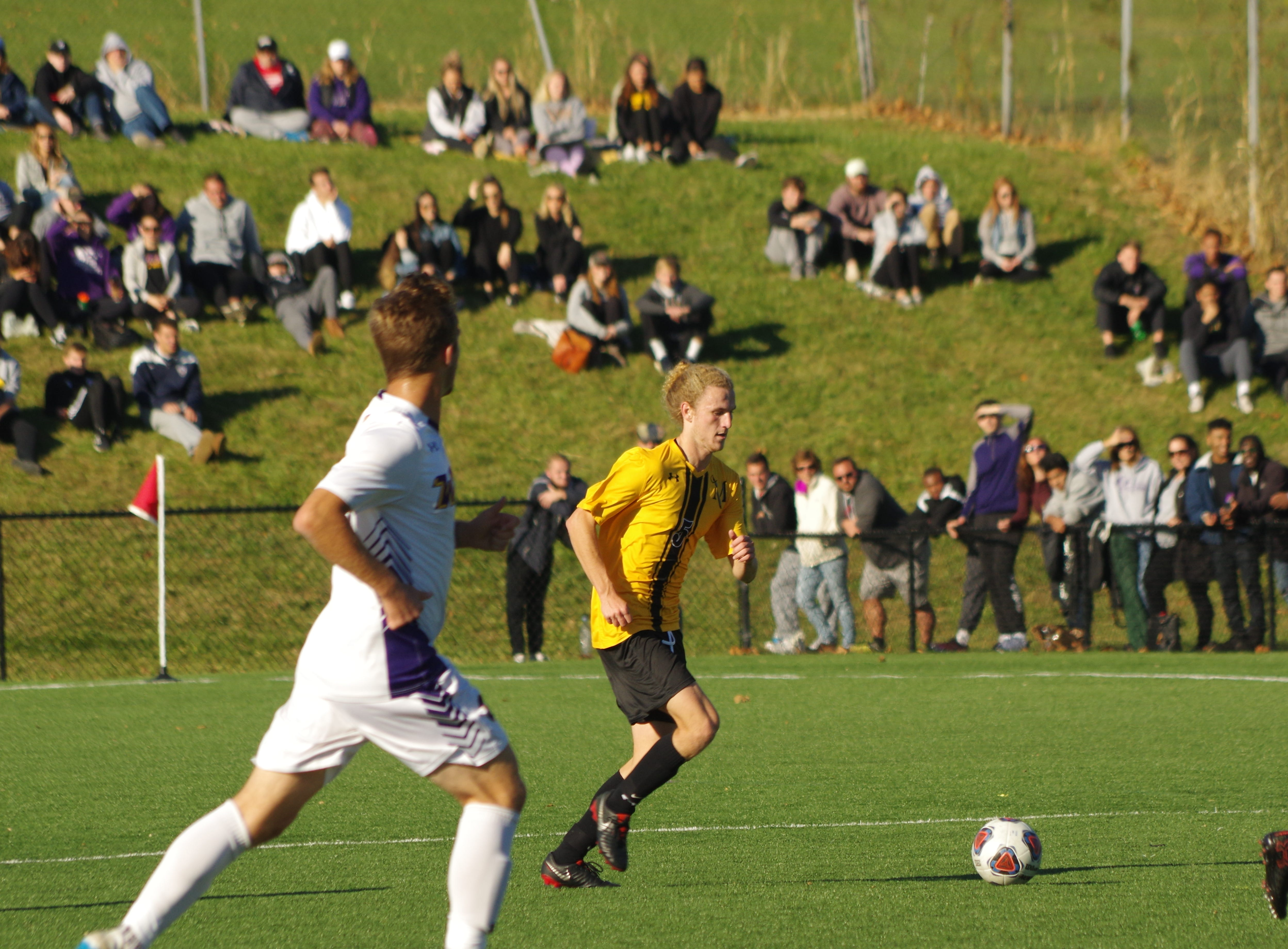 Chambersburg's Maynard wraps up solid season for Millersville soccer