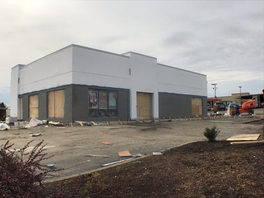 McDonald's on Philadelphia Avenue in Greene Township will also have a new look inside.