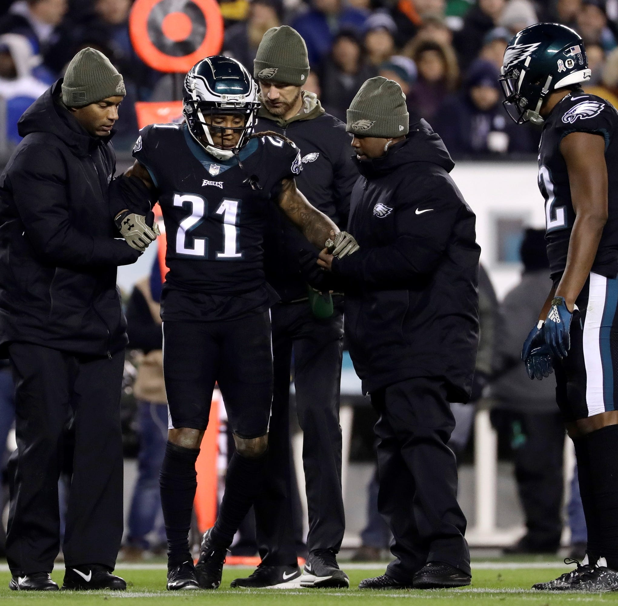 Philadelphia Eagles suffer another blow, lose cornerback Ronald Darby for season