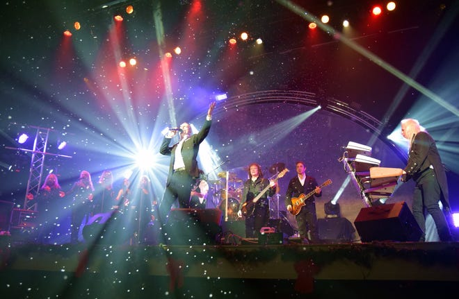 The Wizards of Winter perform their Christmas-themed rock opera in venues across the country. The group will bring the show to York on Saturday, Nov. 17.