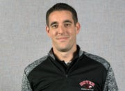Dover swim coach Russ Spangler