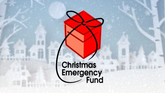 Christmas Emergency Fund logo - 2018