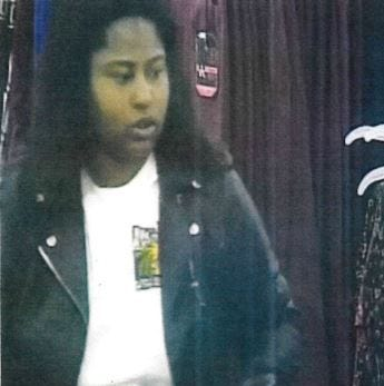 Person wearing biker jacket wanted by Springettsbury police in Walmart theft