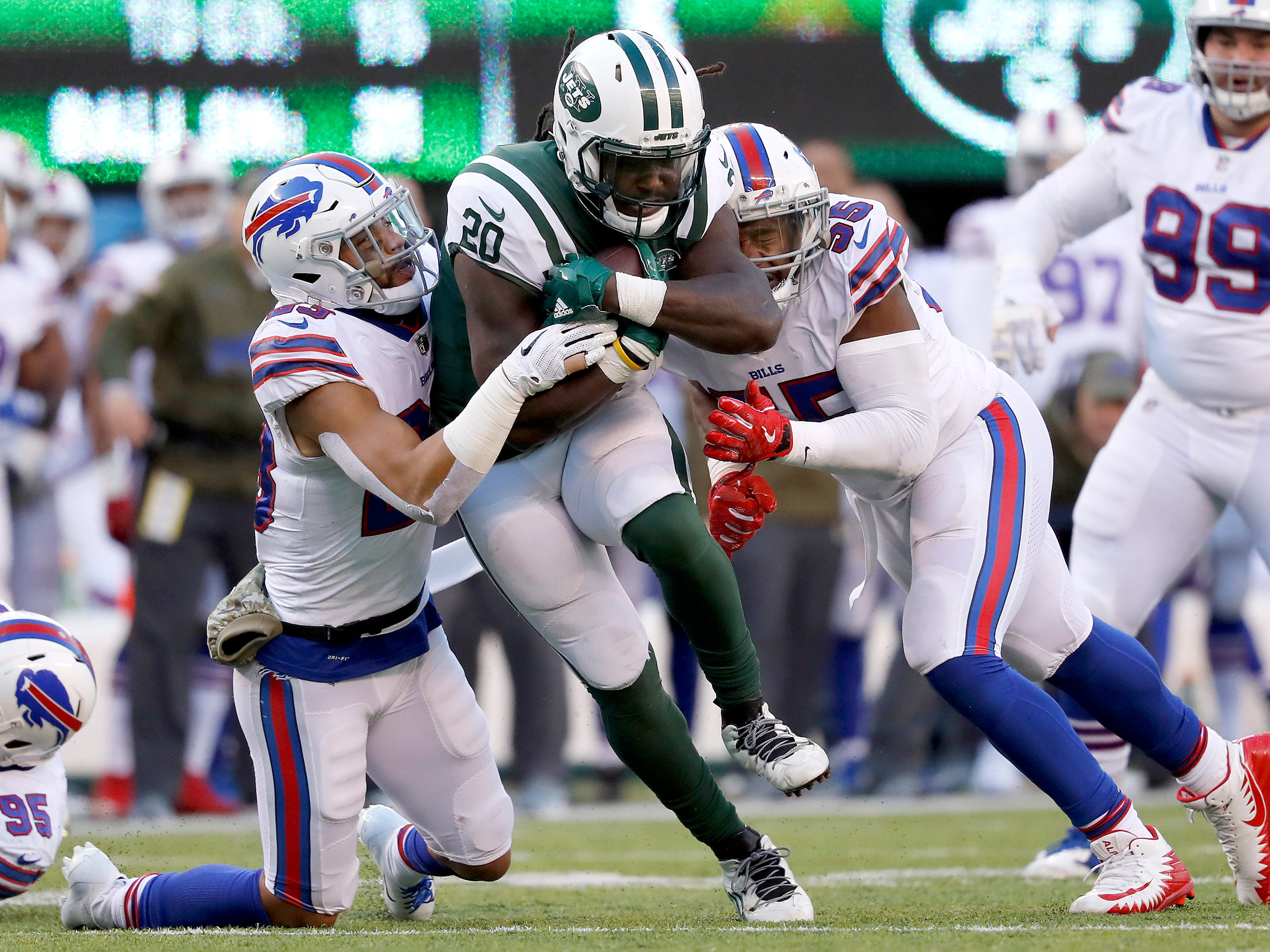 Leo Roth: Can the Buffalo Bills run the table?