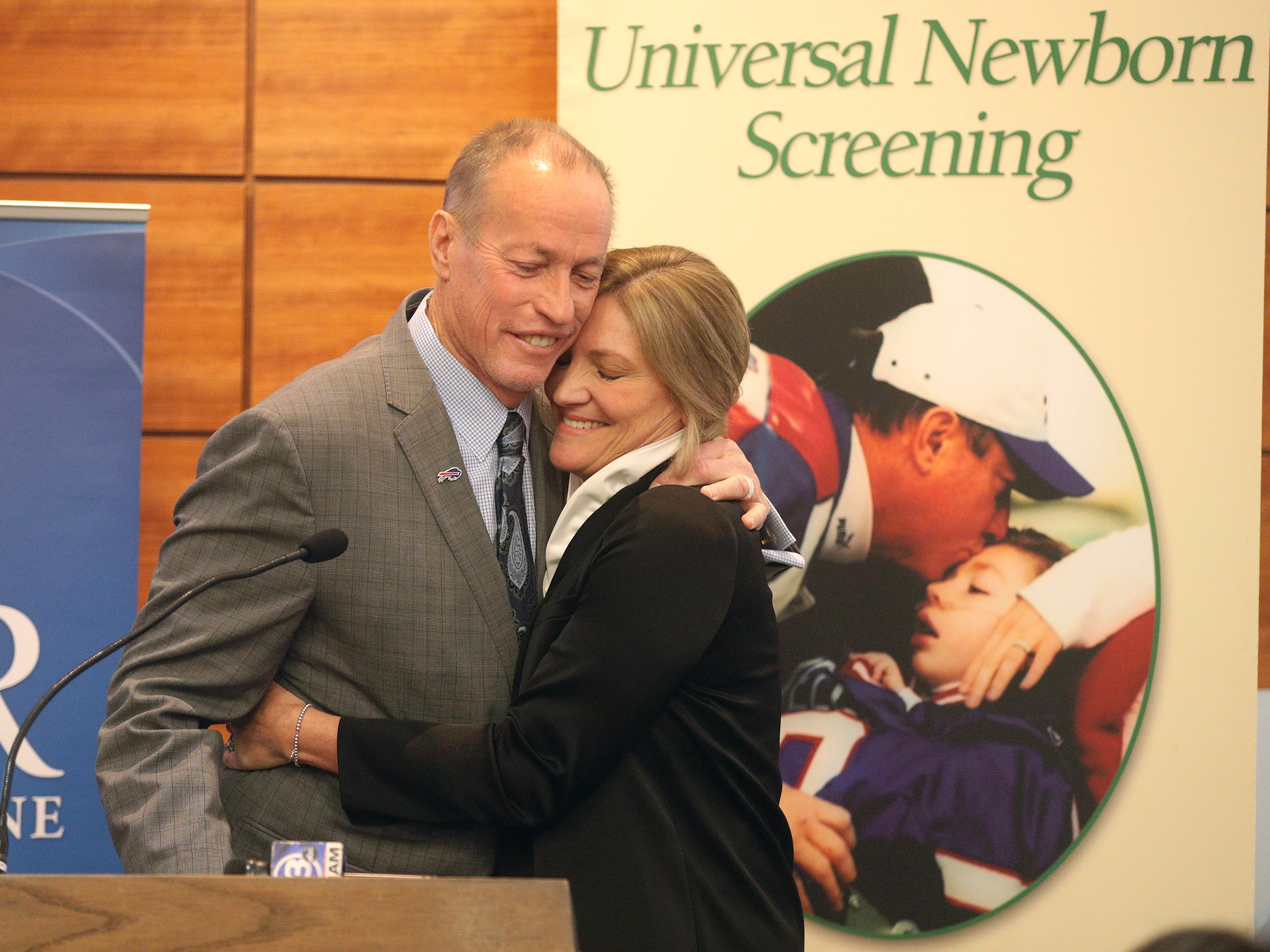 Buffalo Bills great Jim Kelly preps for what is hoped to be last surgery