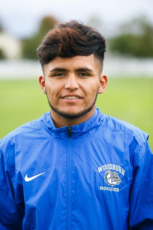 Jesus Rodriguez Woodburn Soccer 2017