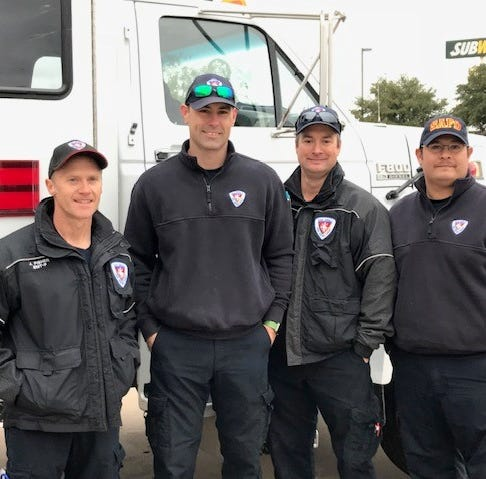 Five San Angelo firefighters going to help battle California's deadly Camp Fire