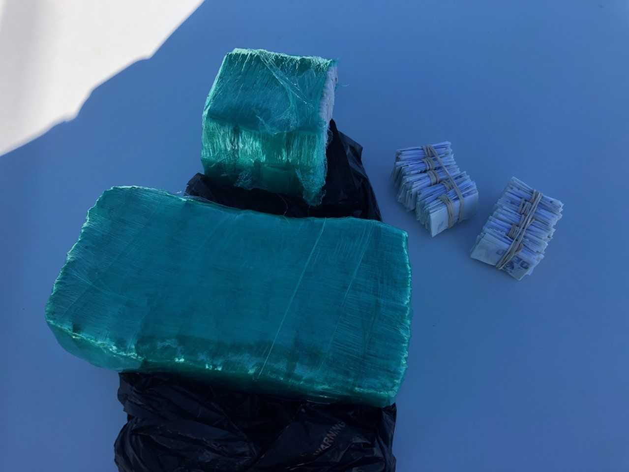 Georgetown police seize 1,500 bags of heroin from Virginia man