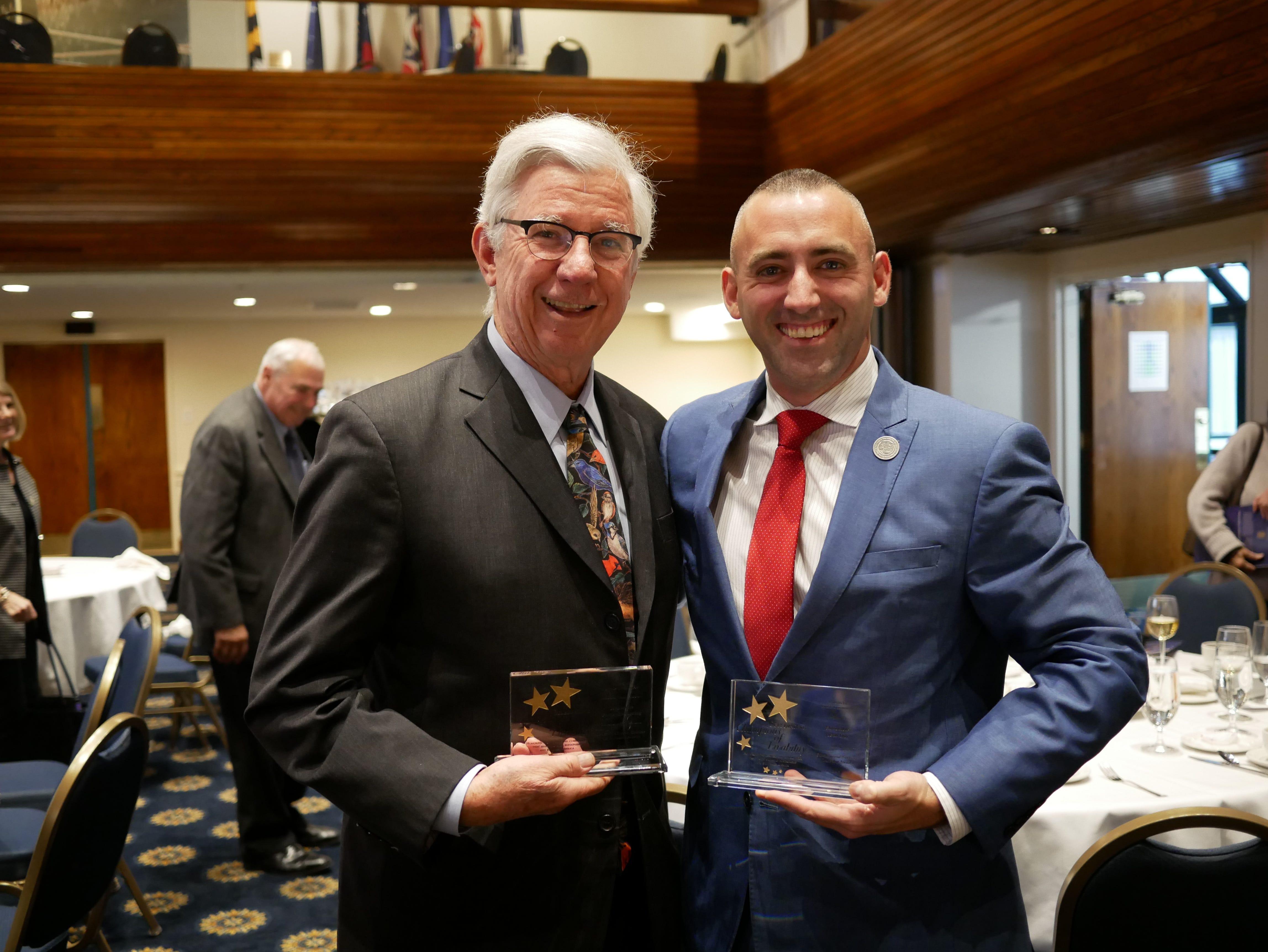 Salisbury mayor receives national award