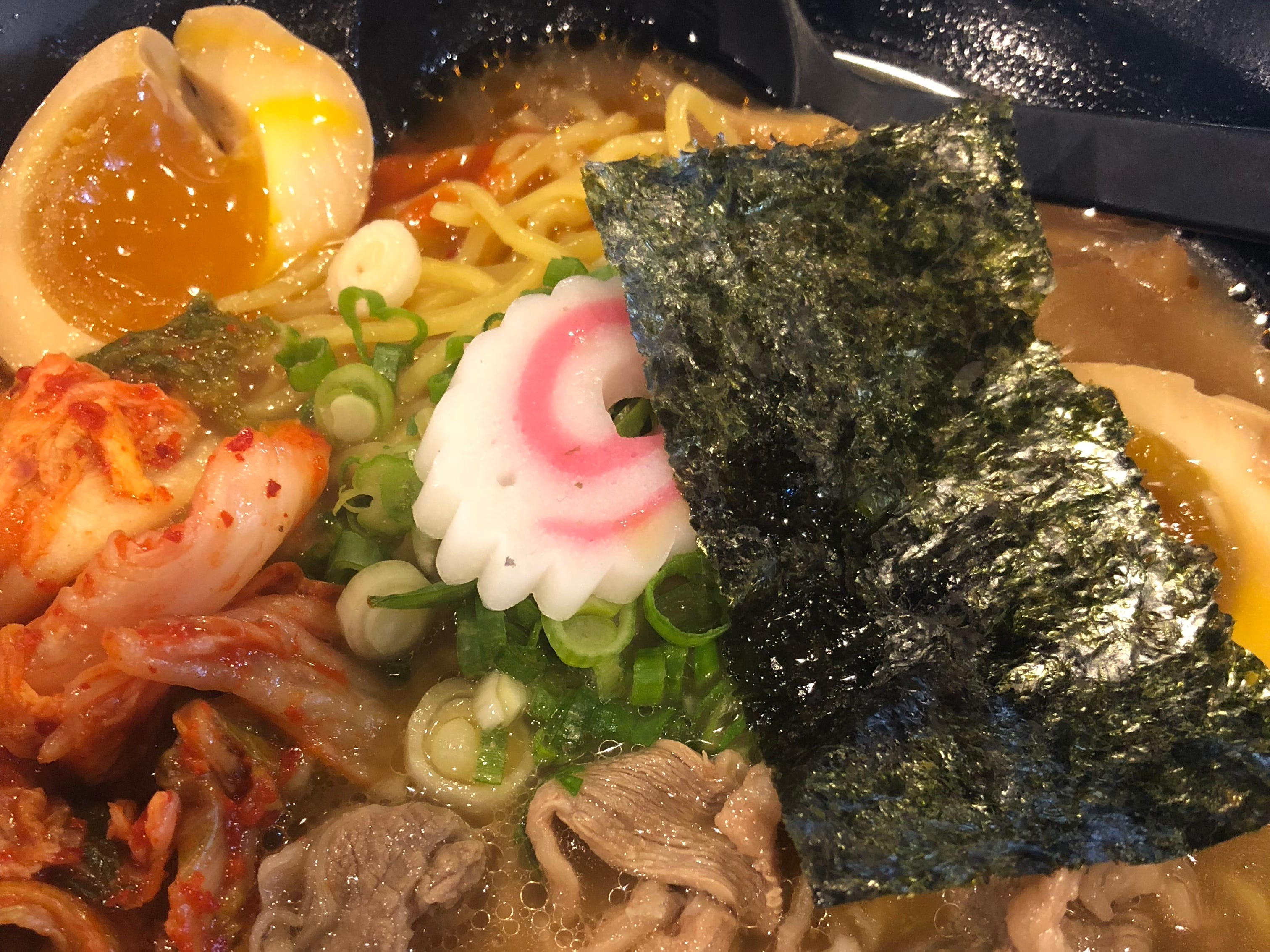 Secret Fork: Ramen Fuji's flavor, texture go far beyond college staple