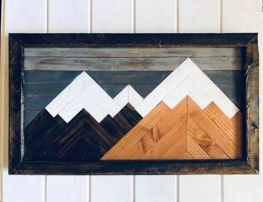 native range mountain art