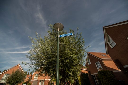 Eight streets were named after the American World War II pilots who are buried in the Village of Opijnen.