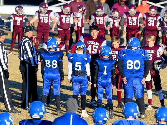 Augusta County Quarterback Club S Super Bowls