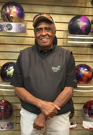Mesquite bowler John Collins recently celebrated his 85th birthday, then rolled a 603 series.