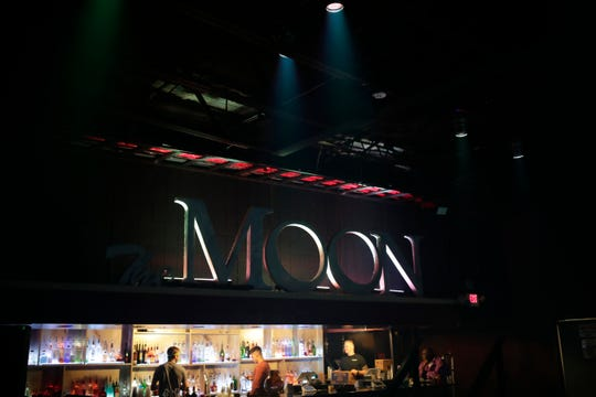 The Moon interior in 2018.