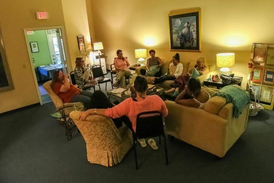 The Inner Truth Project offers support groups for victims of sexual violence.