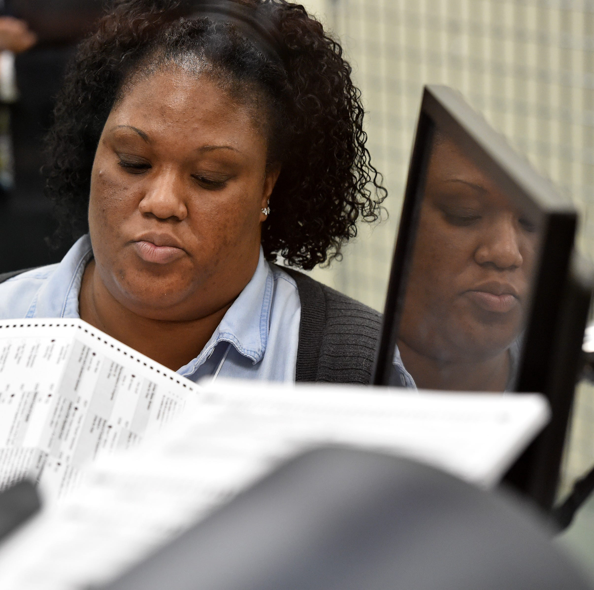 Florida elections recount: St. Lucie County reports very slight changes in statewide races