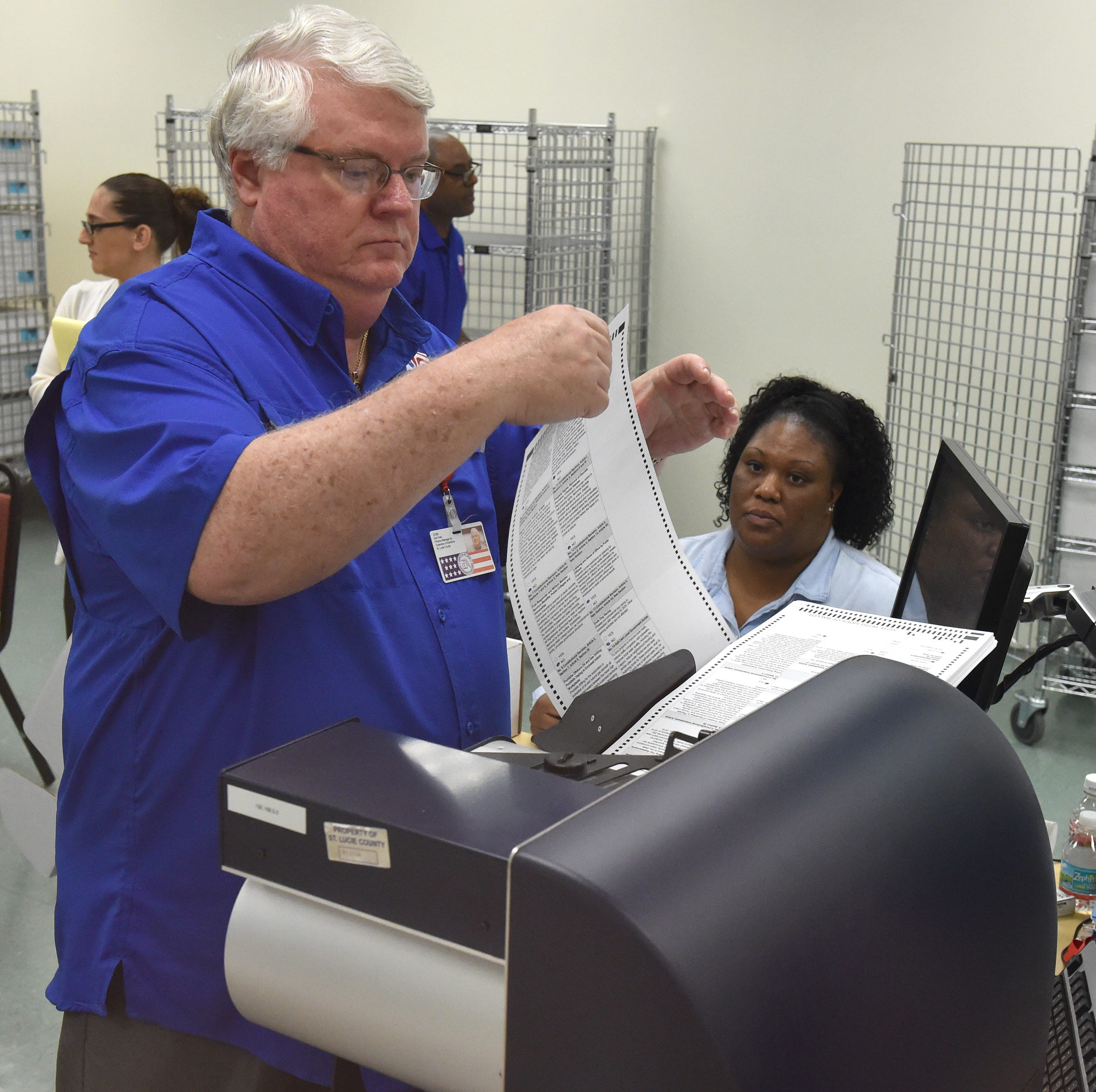 President of election supervisors: Palm Beach recount timeline 'a physical impossibility'