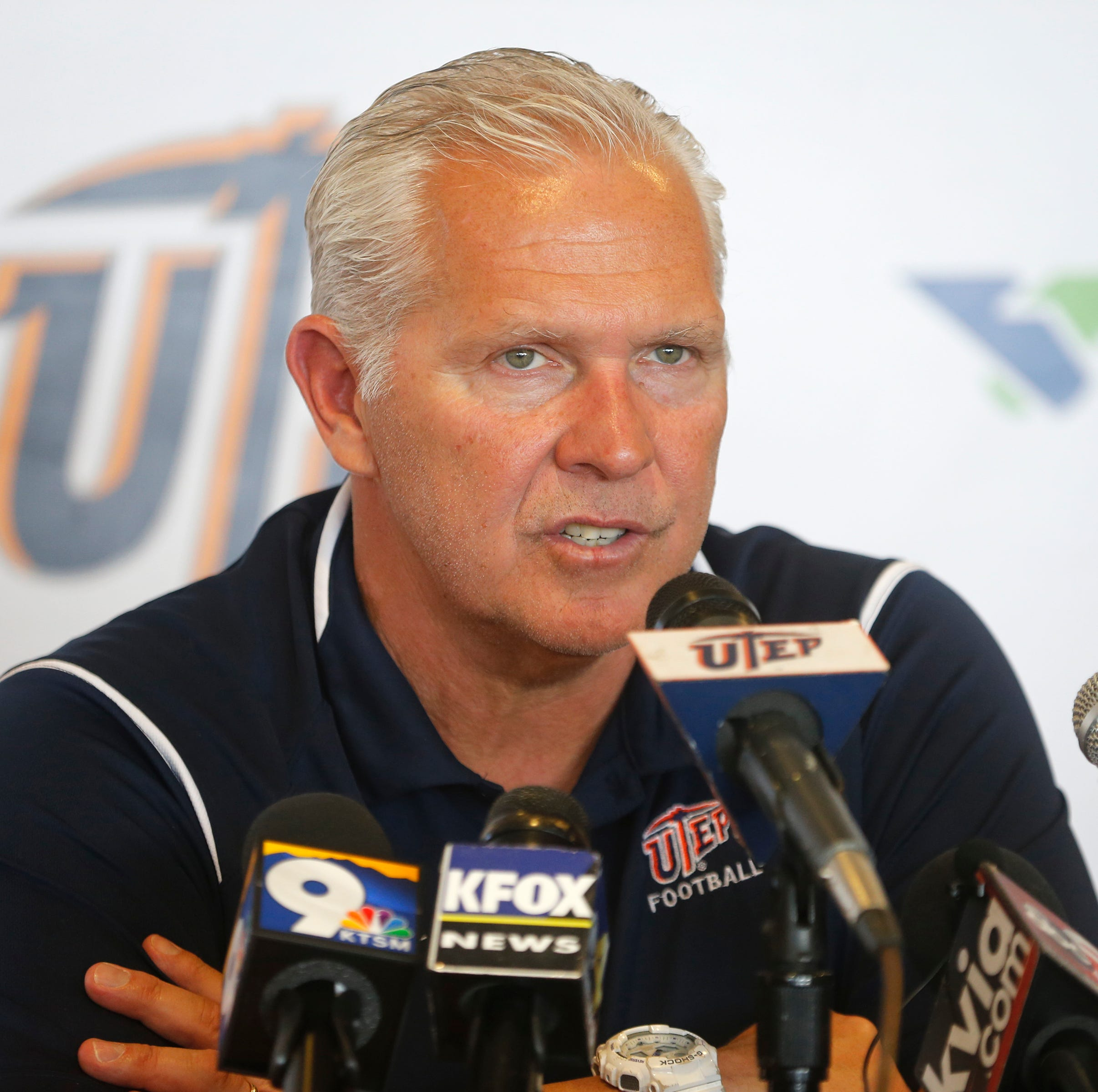 UTEP gears up to face 1-9 Western Kentucky as quarterback questions persist