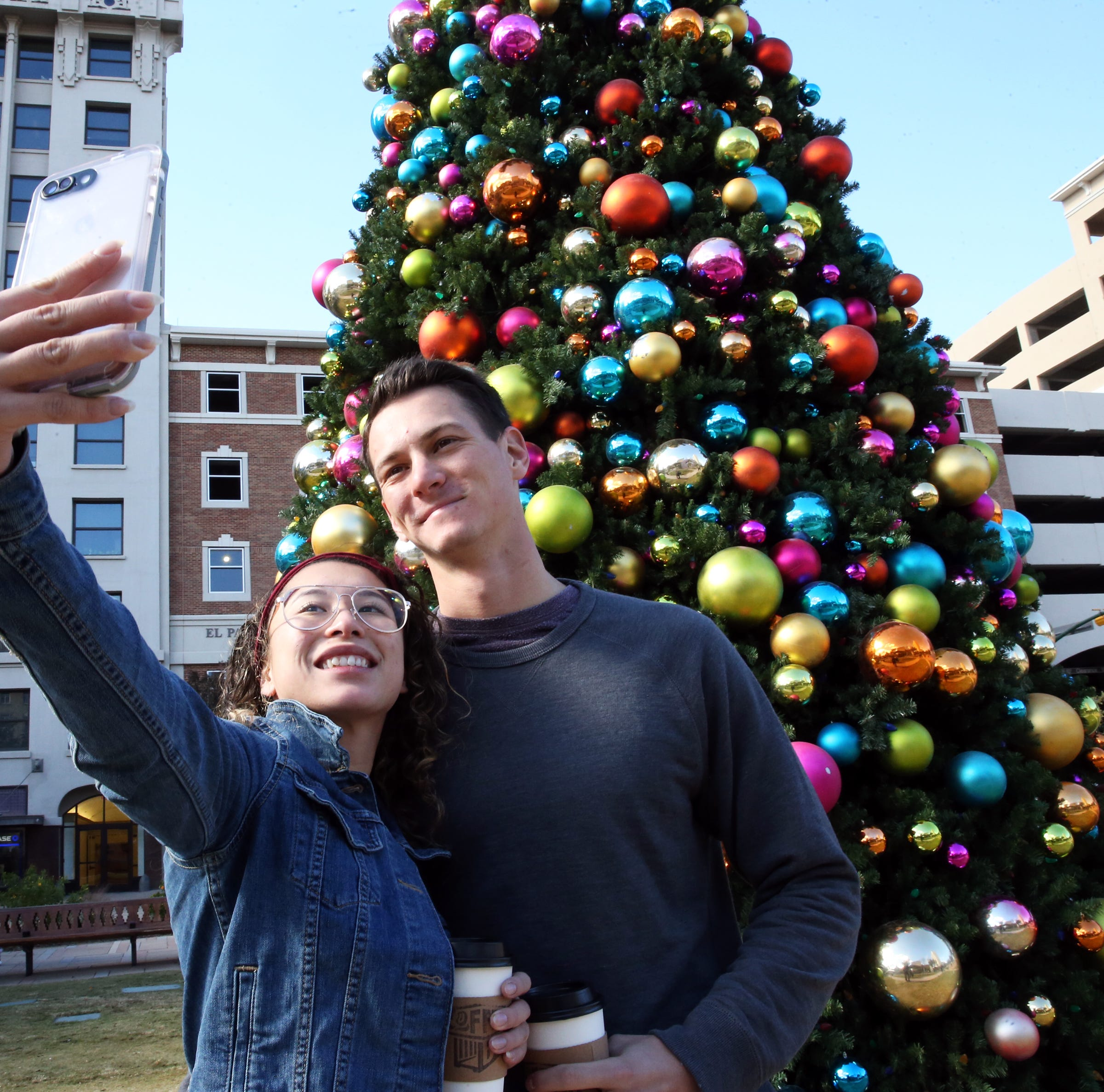El Paso things to do: WinterFest opens with parade, tree lighting, ice skating, more