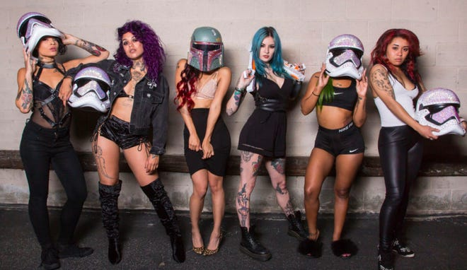 """SuicideGirls: Blackheart Burlesque"" is coming to Ventura on Nov. 17."