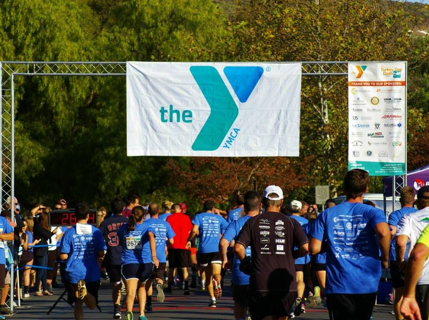 Runners head out for the Conejo Valley YMCA's annual Turkey Day Dash. This is the 14th year of the run, which will take place Nov. 22 at California Lutheran University in Thousand Oaks.