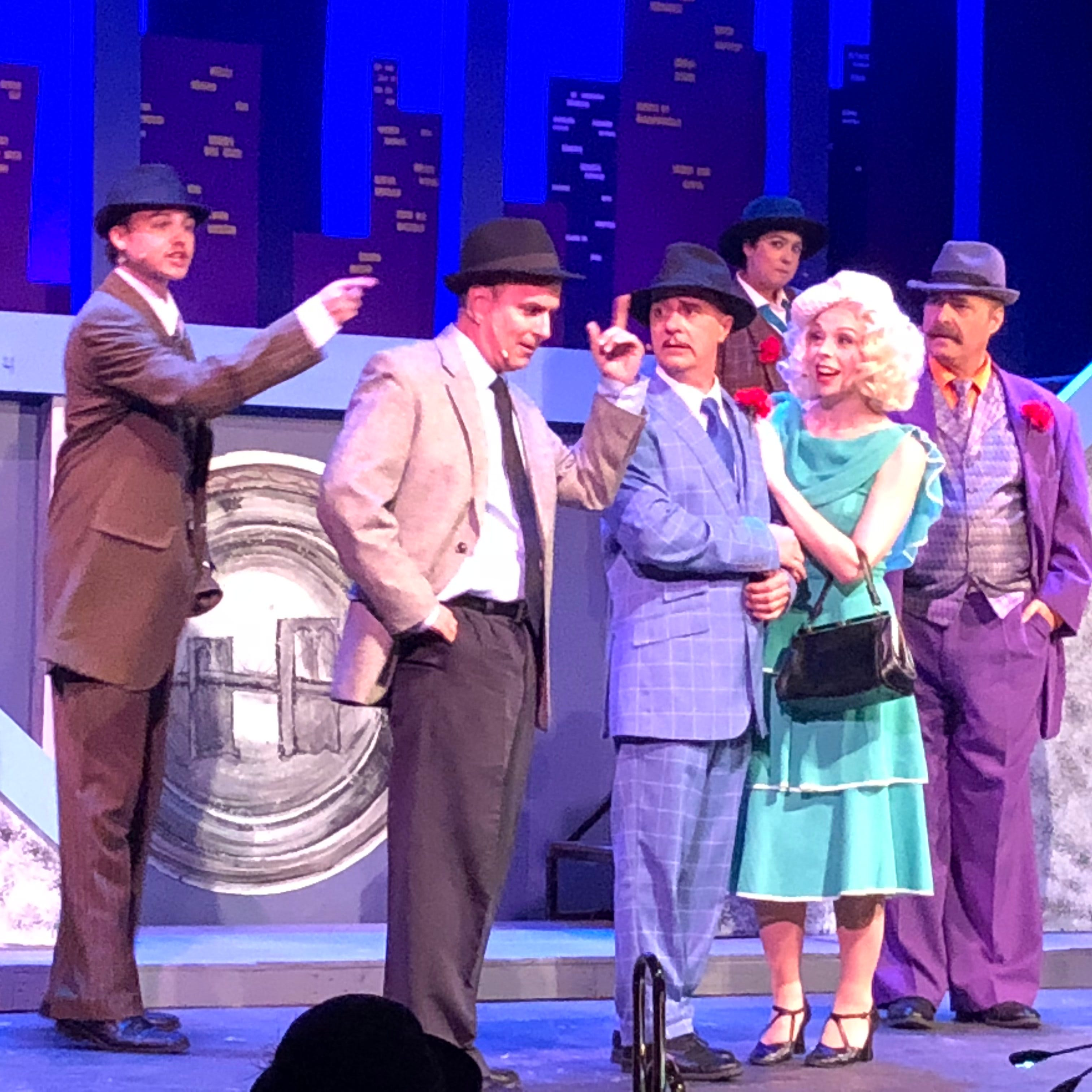 Theater review: 'Guys and Dolls' brings high-quality hijinks to Simi Valley
