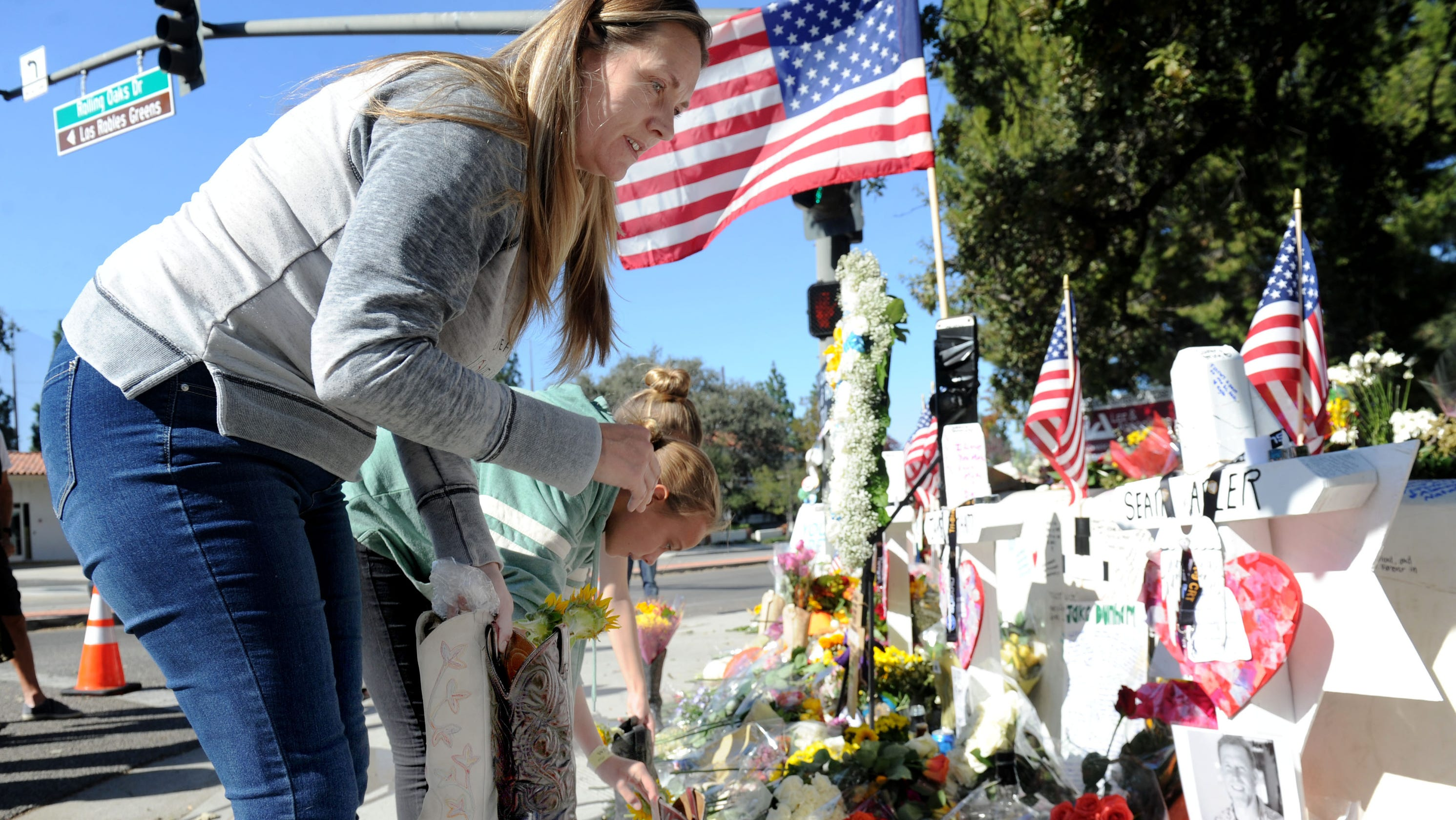 Key part of probe into Thousand Oaks shooting ending as ...