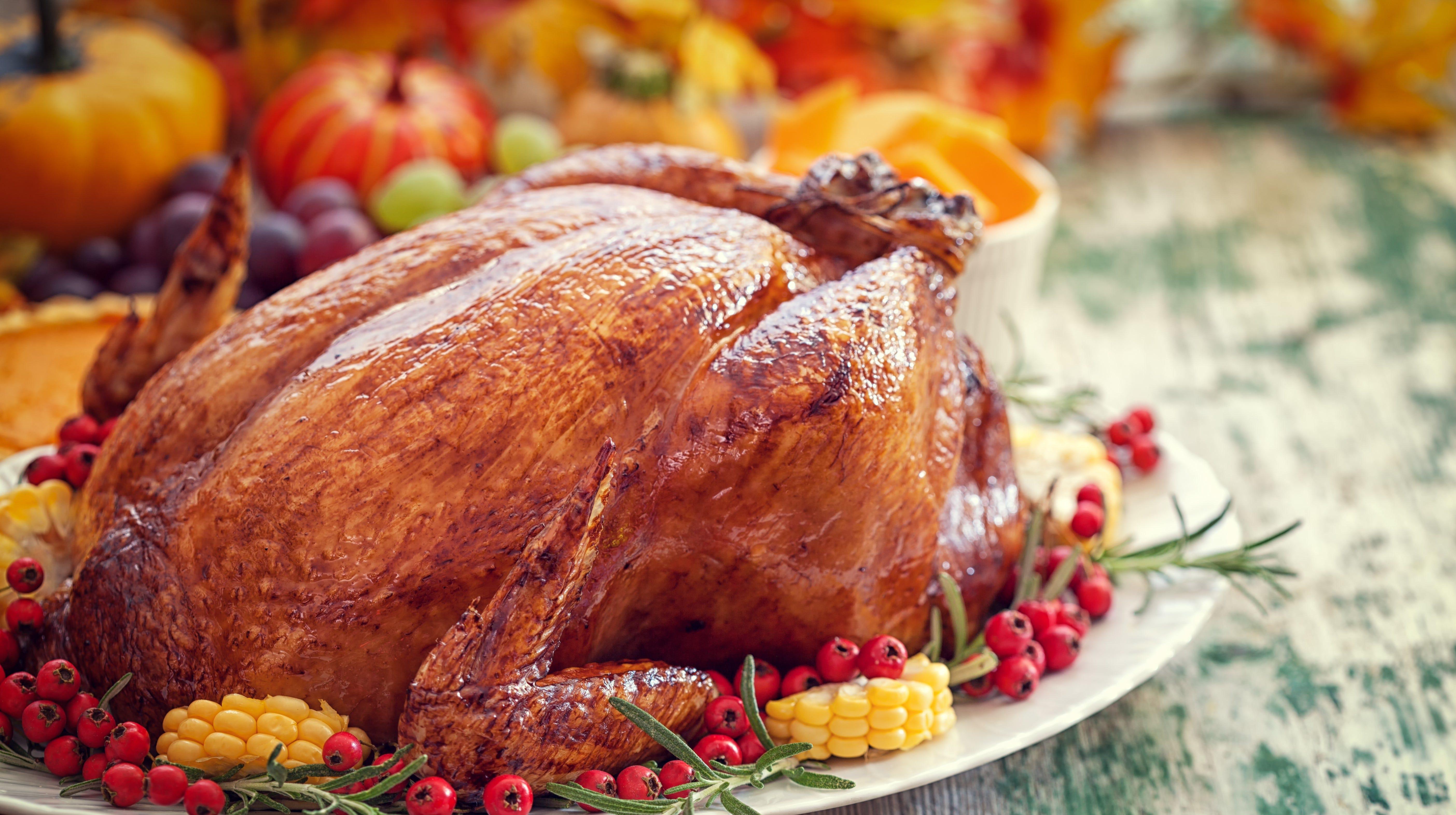 The Vineland Salvation Army's annual Turkey Drive...