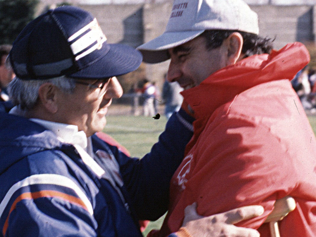 Football: Vineland vs. Millville 1989
