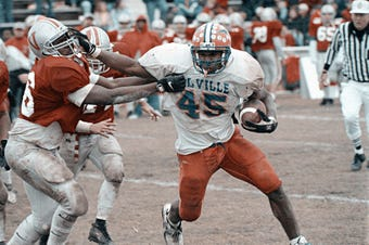 A look back at NJ's oldest high school football rivalry from The Daily Journal's photo archive. Vineland vs. Millville through the years 1989-1999.