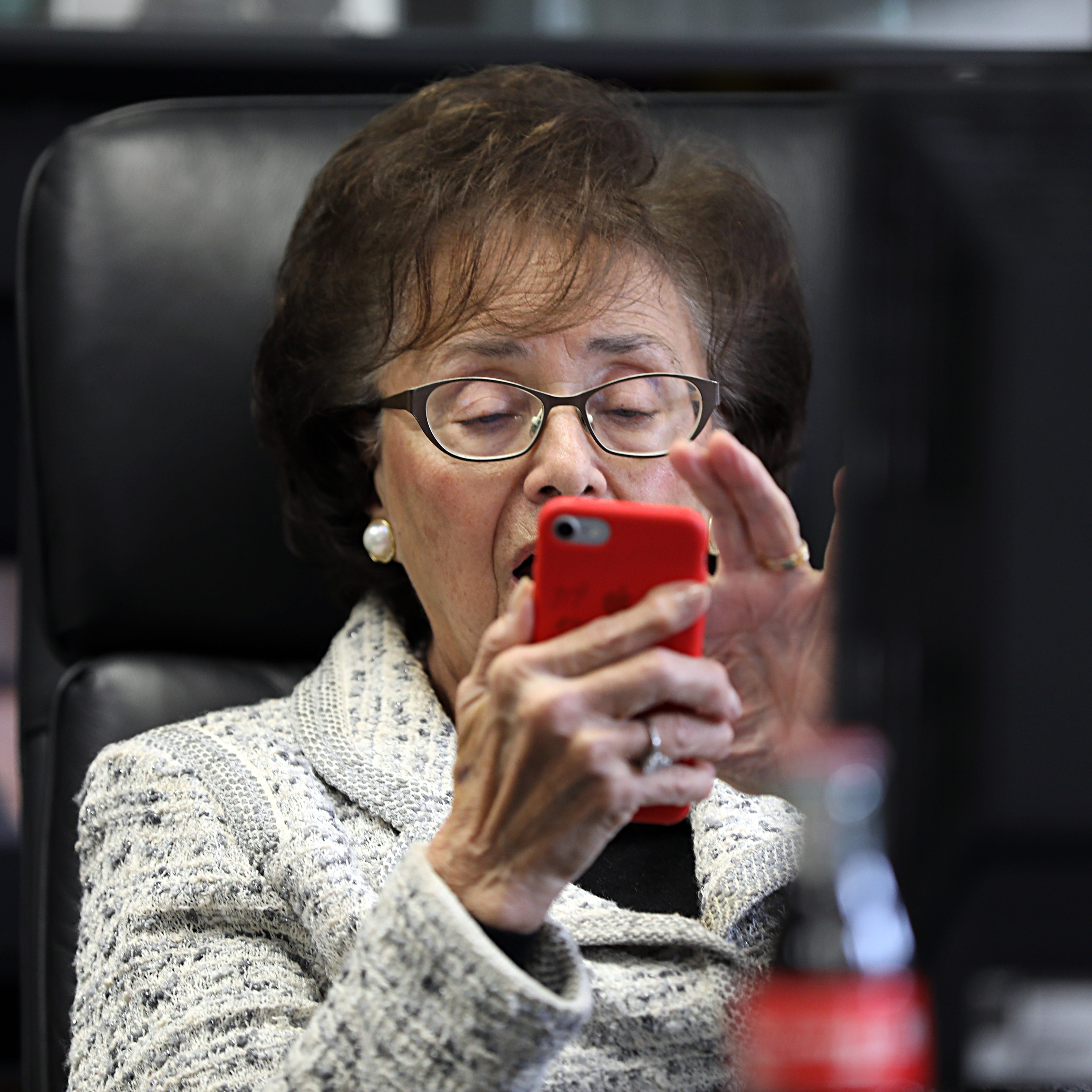 U.S. Rep. Nita Lowey on 2020 presidential picks, Chelsea Clinton and Trump