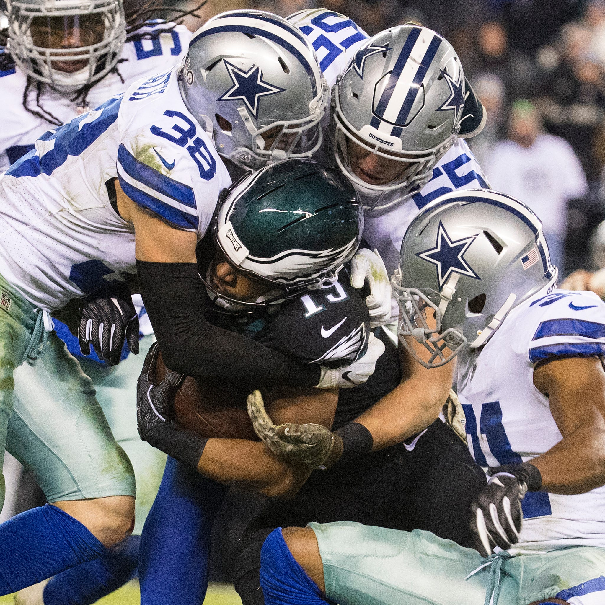 Tresolini: Eagles faced must-win situation against Cowboys; Now they are done