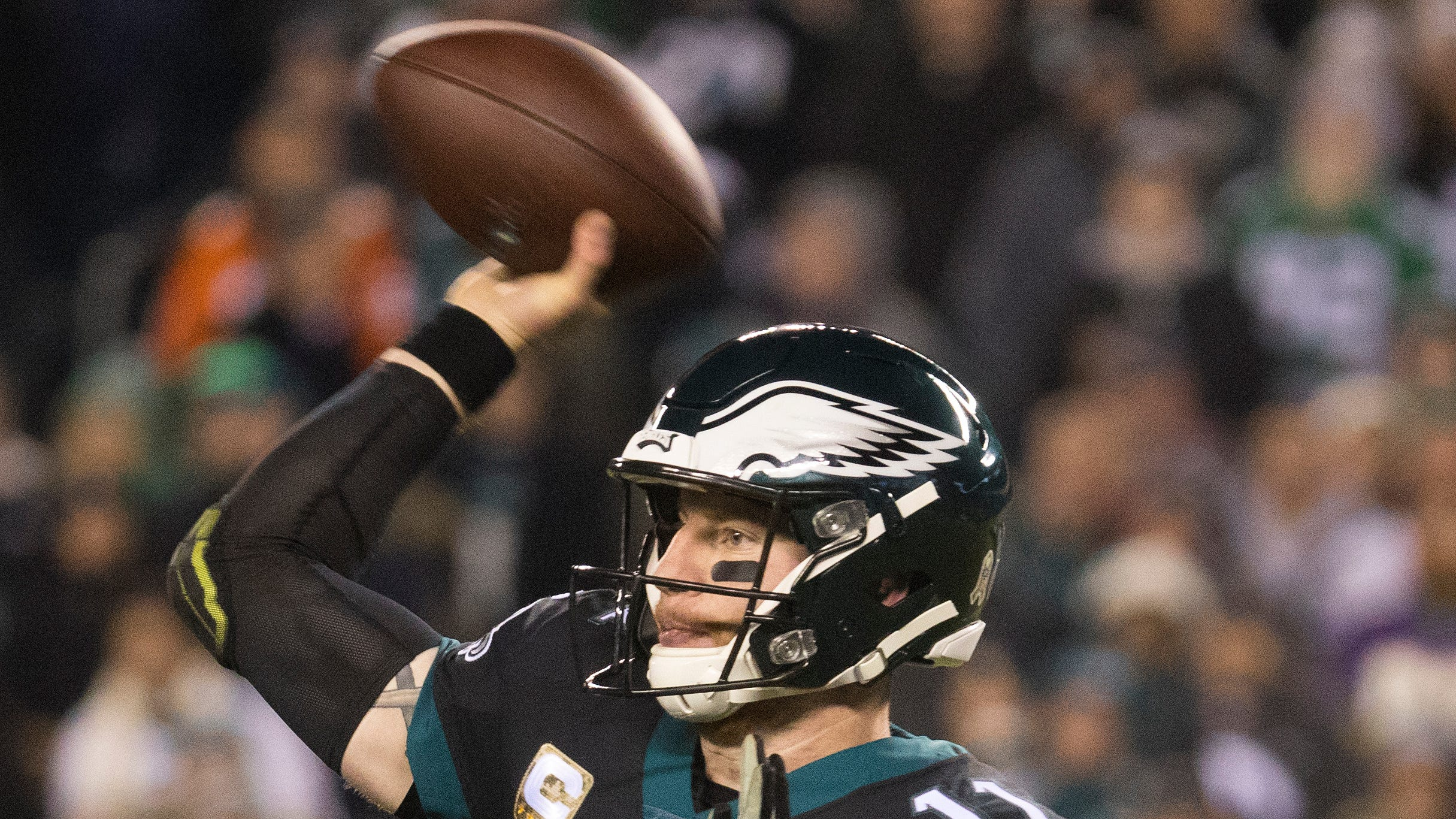 Eagles' free agency plan, even at running back, is all about Carson Wentz