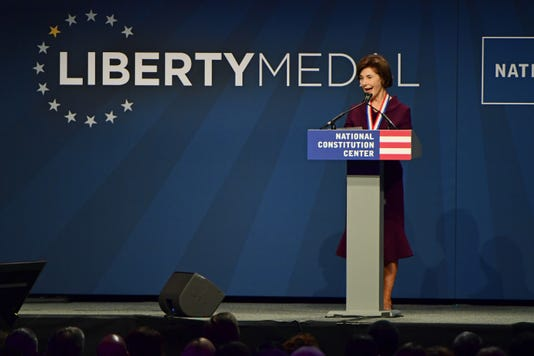 Liberty Medal Bush5