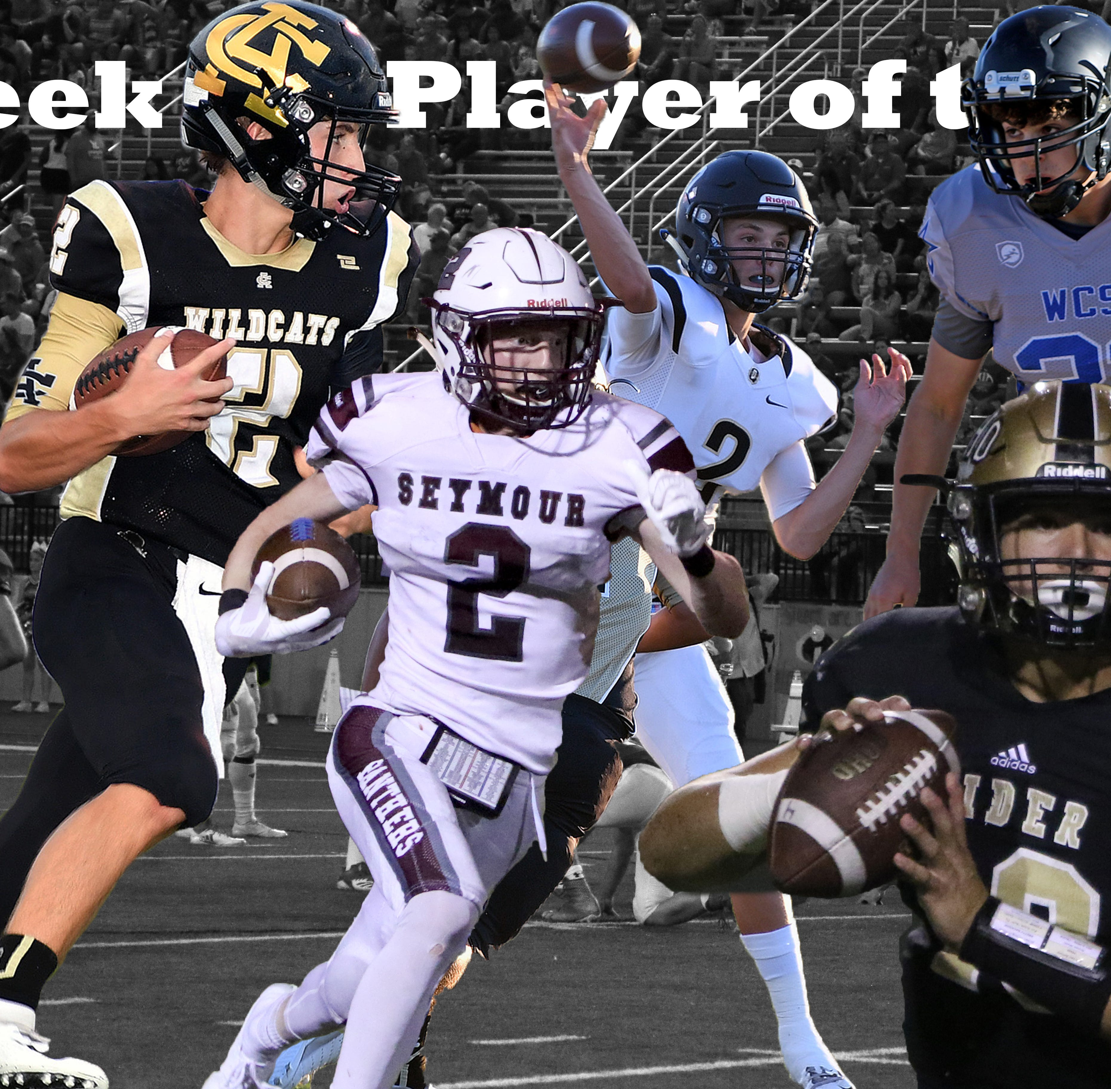 Vote for Week 11 TRN Player of the Week