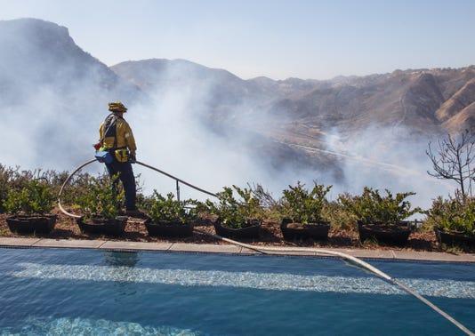 Epa Epaselect Usa California Woolsey Fire Dis Fire Disasters Usa Ca