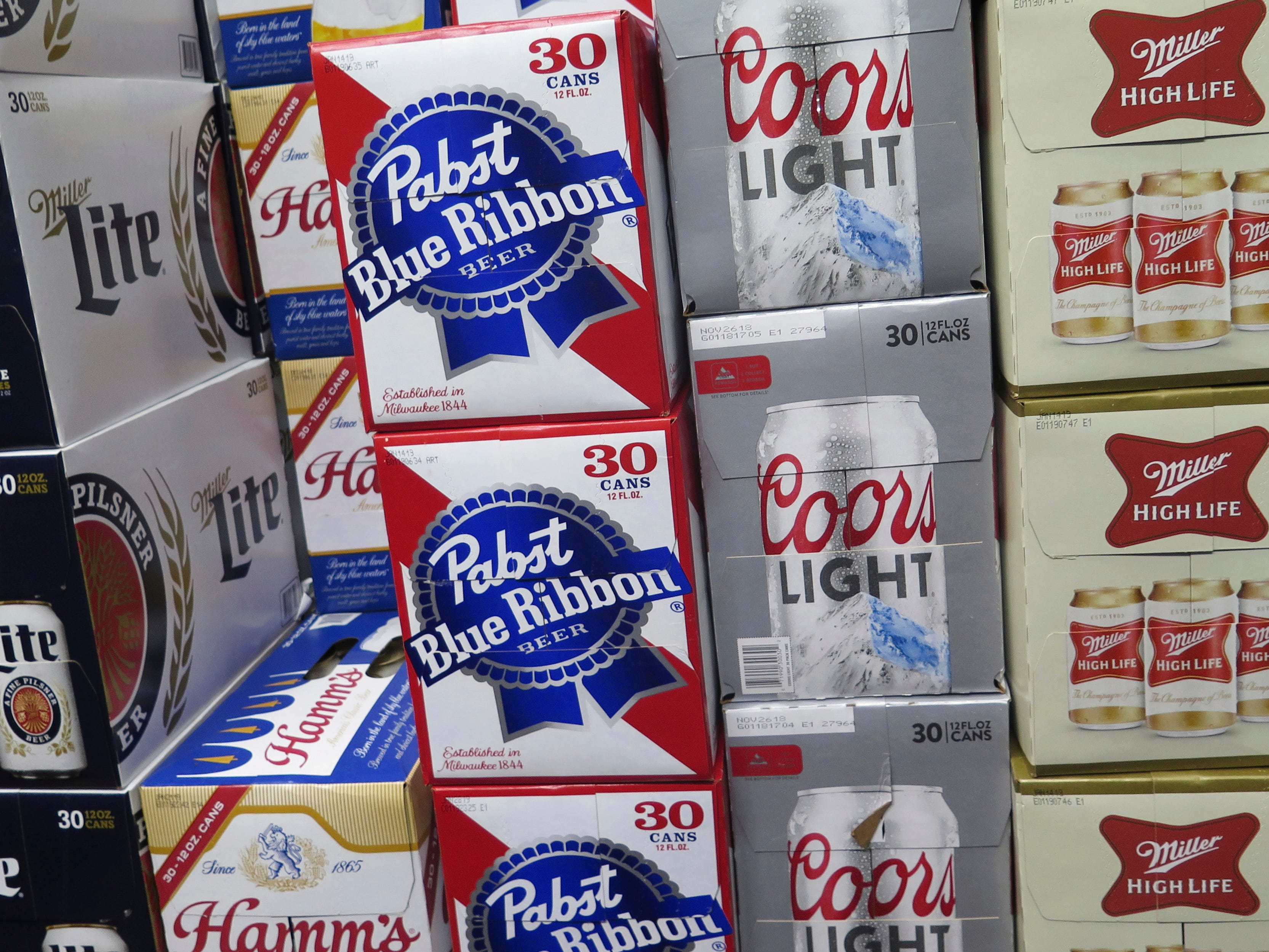 Brewing controversy: Pabst says MillerCoors is trying to put it out of business