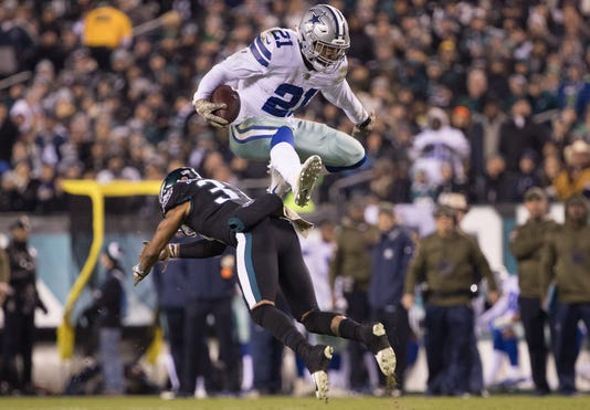 Nfl Dallas Cowboys At Philadelphia Eagles