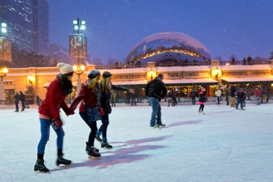 If you're looking for a cold getaway, head to Chicago. It's 2018's best winter holiday vacation destination for cold-weather lovers, according to a WalletHub study. Experts compared 130 of the most populated U.S. metropolitan areas against six different factors to determine the ranking: travel costs and hassles, cost in destinations, attractions, weather, safety and activities. One of the Chicago activities is skating at the free McCormick Tribune Ice Rink. Check out the rest of the top 32 winter vacation destinations.