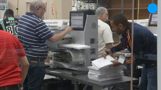 Broward County recounts 700,000 ballots amid fraud allegations